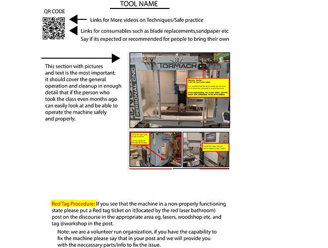 TOOL documentation example