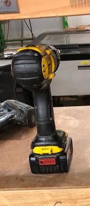 a drill